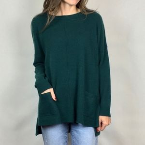 (MAGASCHONI) Cashmere Pocket Sweater